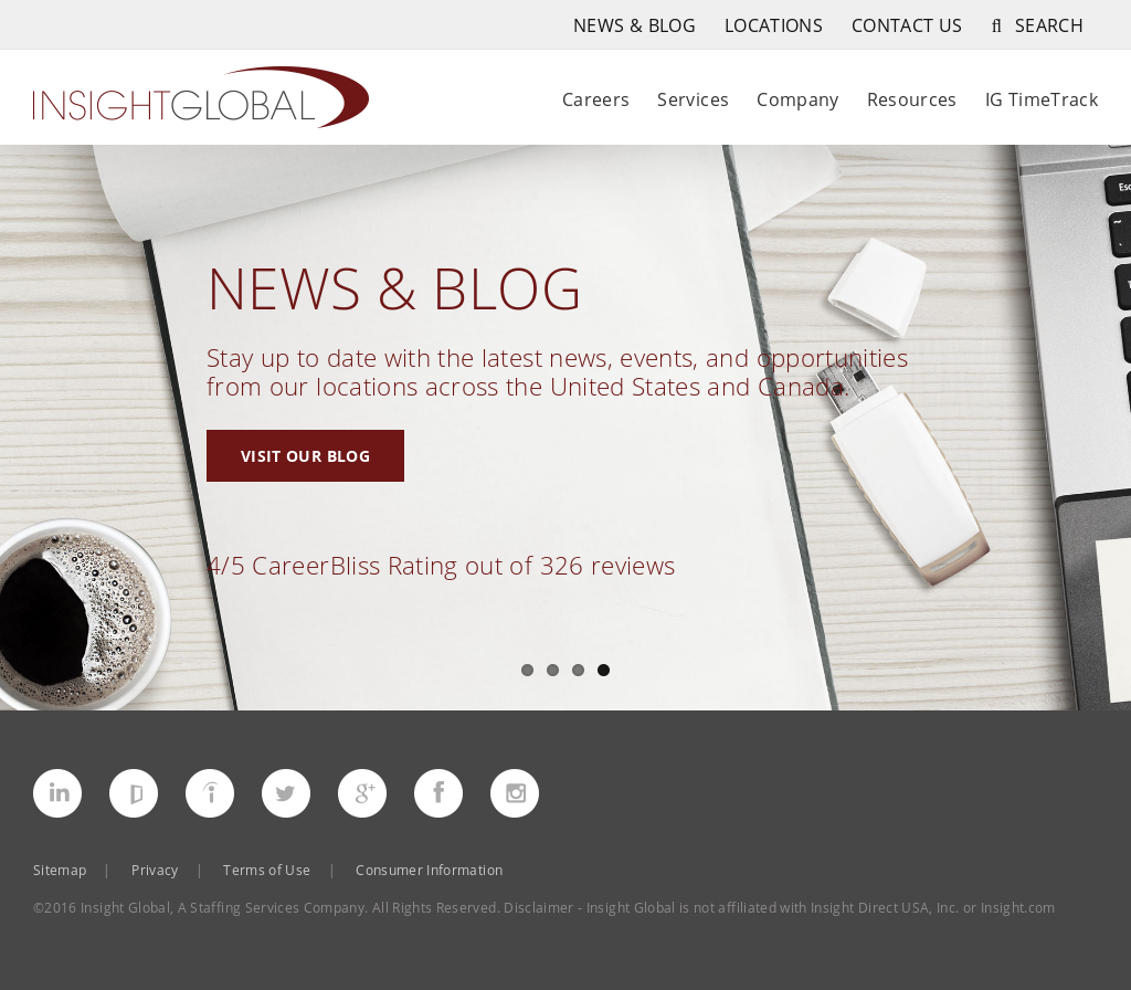 Insight Global Careers >> Insight Global Competitors Revenue And Employees Owler Company