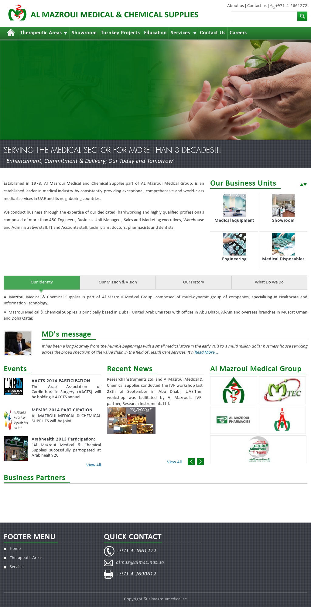 Medical Companies In Qatar