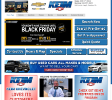 Keim Pre Owned >> Keimchevy Competitors Revenue And Employees Owler Company