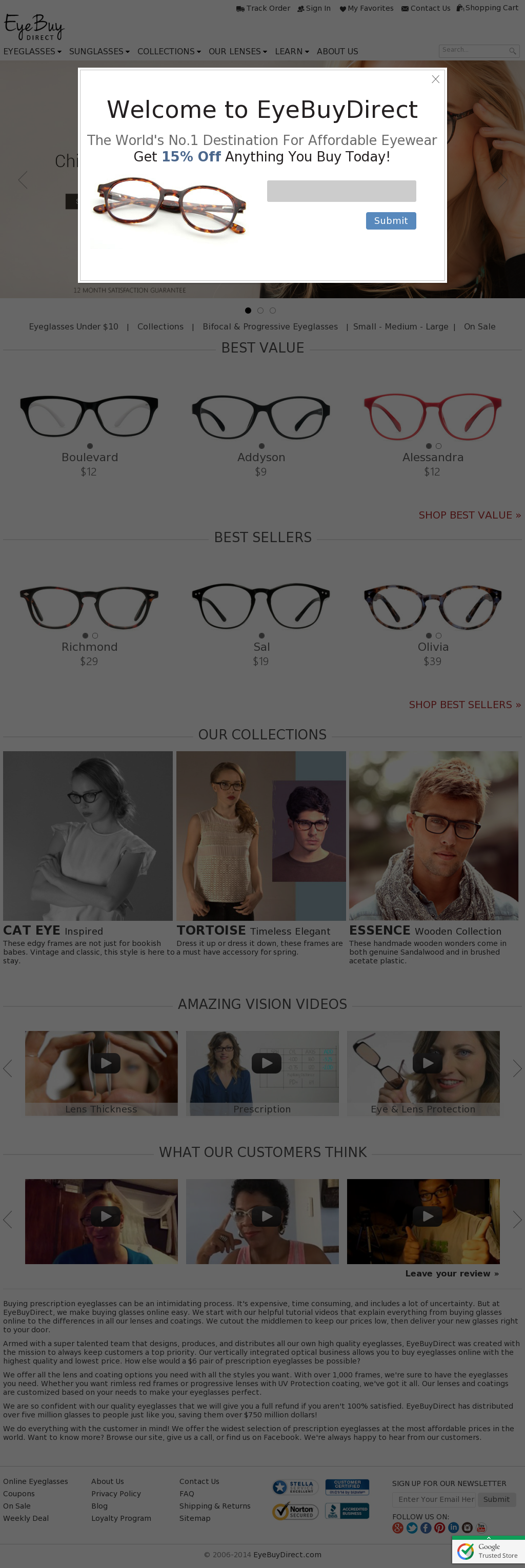 56d9a90758c EyeBuyDirect Competitors