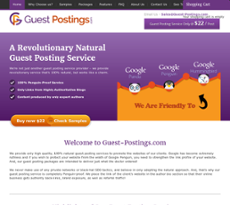 Quality Guest Posting Service Competitors, Revenue and
