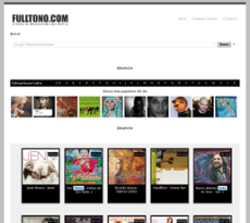Full website history
