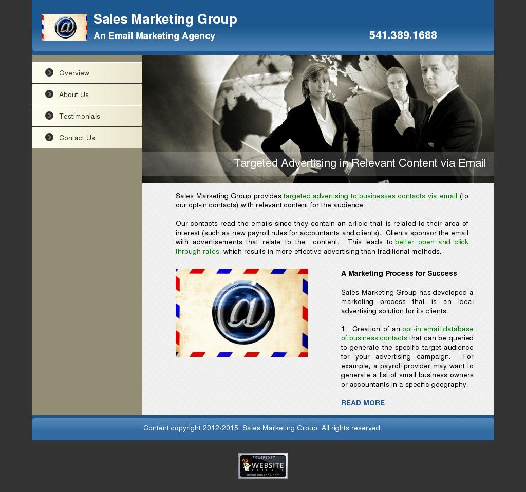 Salesmarketinggroup Competitors, Revenue and Employees - Owler