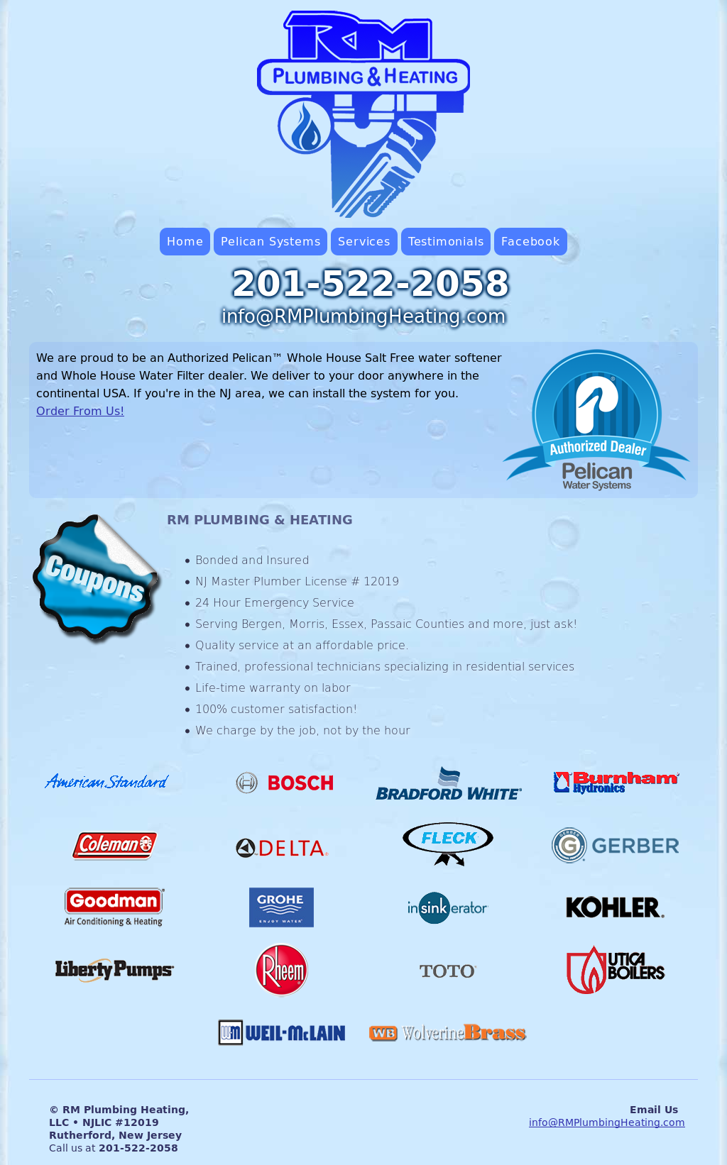 RM Plumbing Heating Competitors, Revenue and Employees - Owler ...
