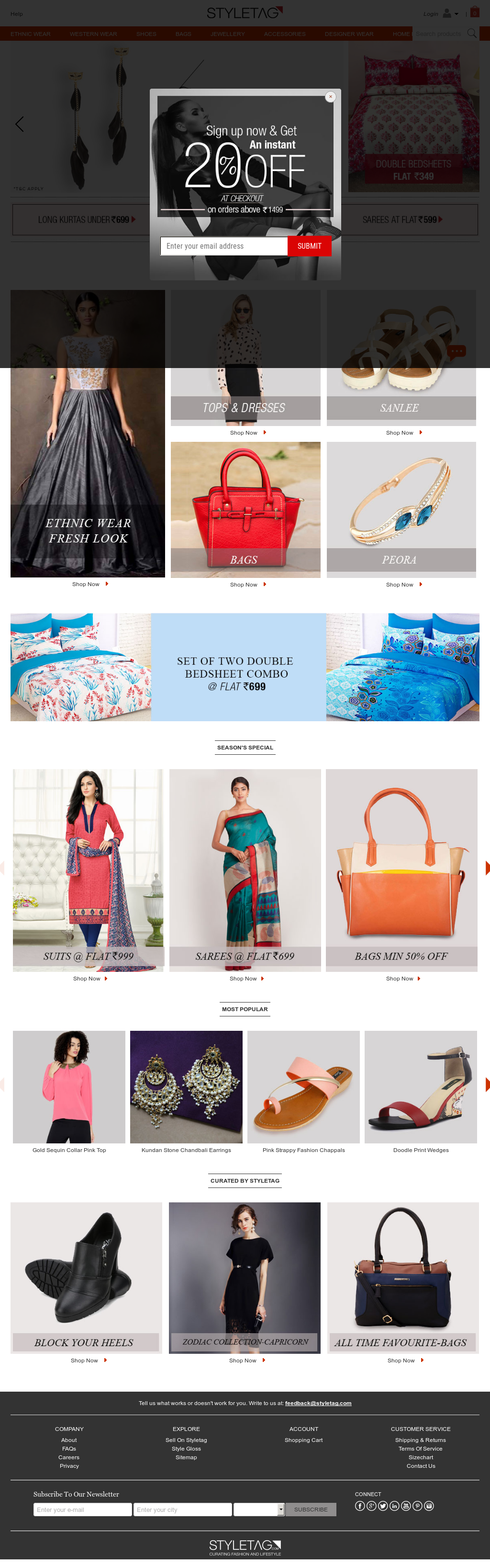 styletag coupons april 2019