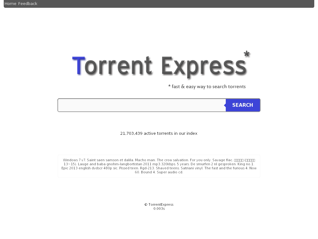 Torrentexpress Competitors, Revenue and Employees - Owler Company