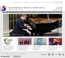 Savannah Music Festival Competitors, Revenue and Employees
