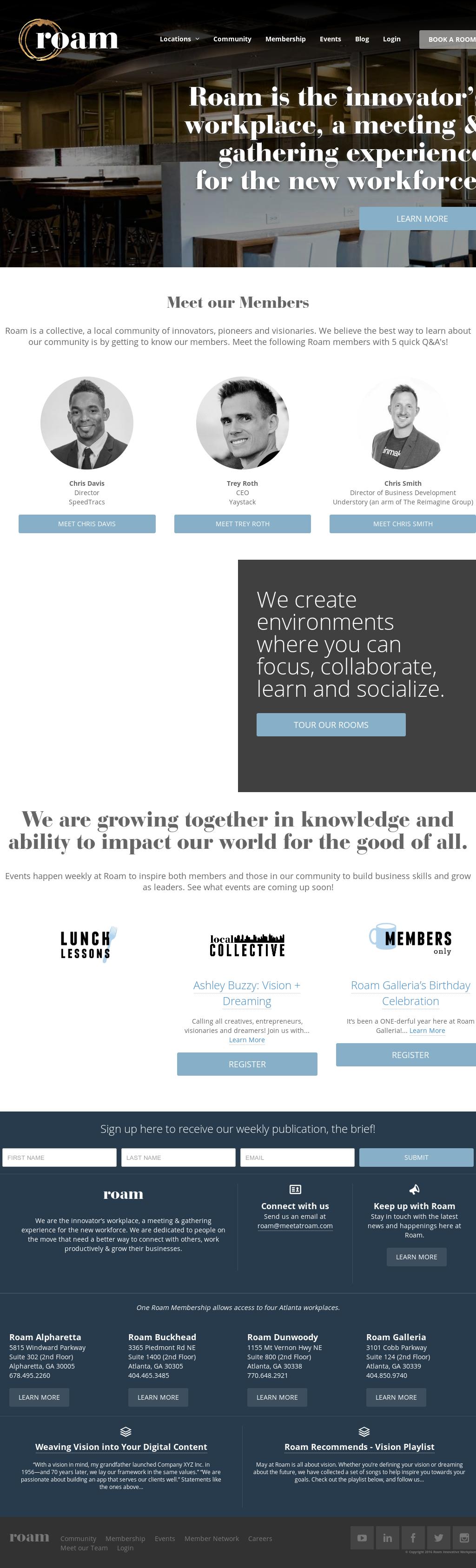Meetatroam Competitors, Revenue and Employees - Owler Company Profile