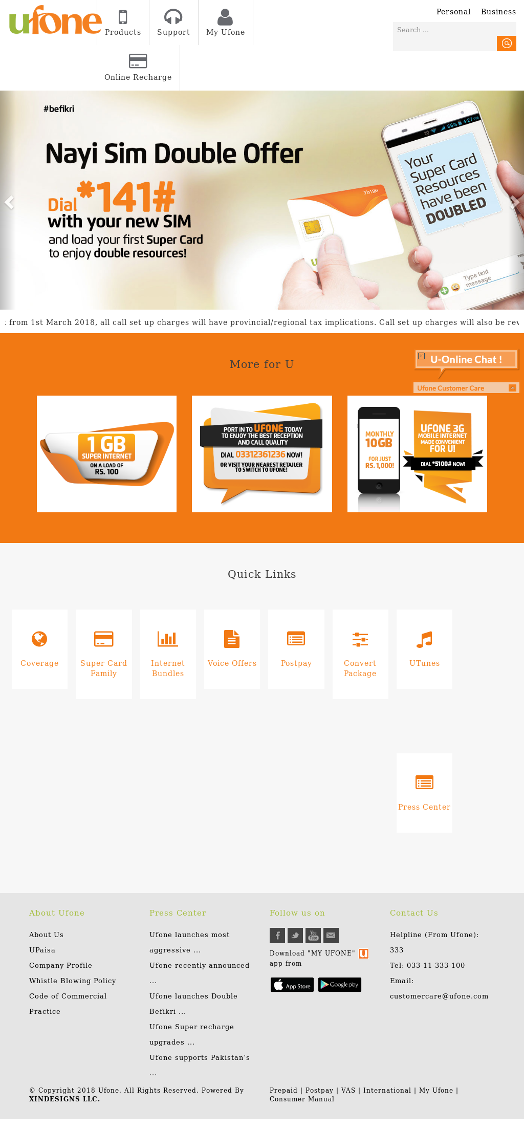 Ufone Competitors, Revenue and Employees - Owler Company Profile