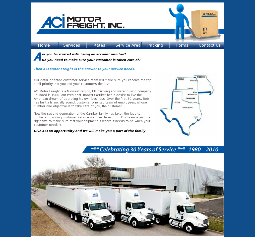Aci Motor Freight Competitors, Revenue and Employees - Owler Company Profile