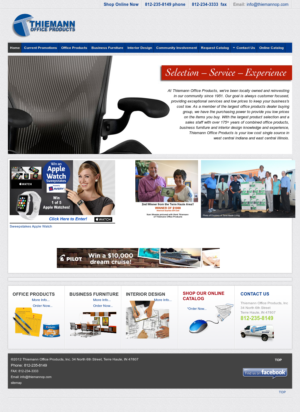 Superieur Thiemann Office Products Competitors, Revenue And Employees   Owler Company  Profile