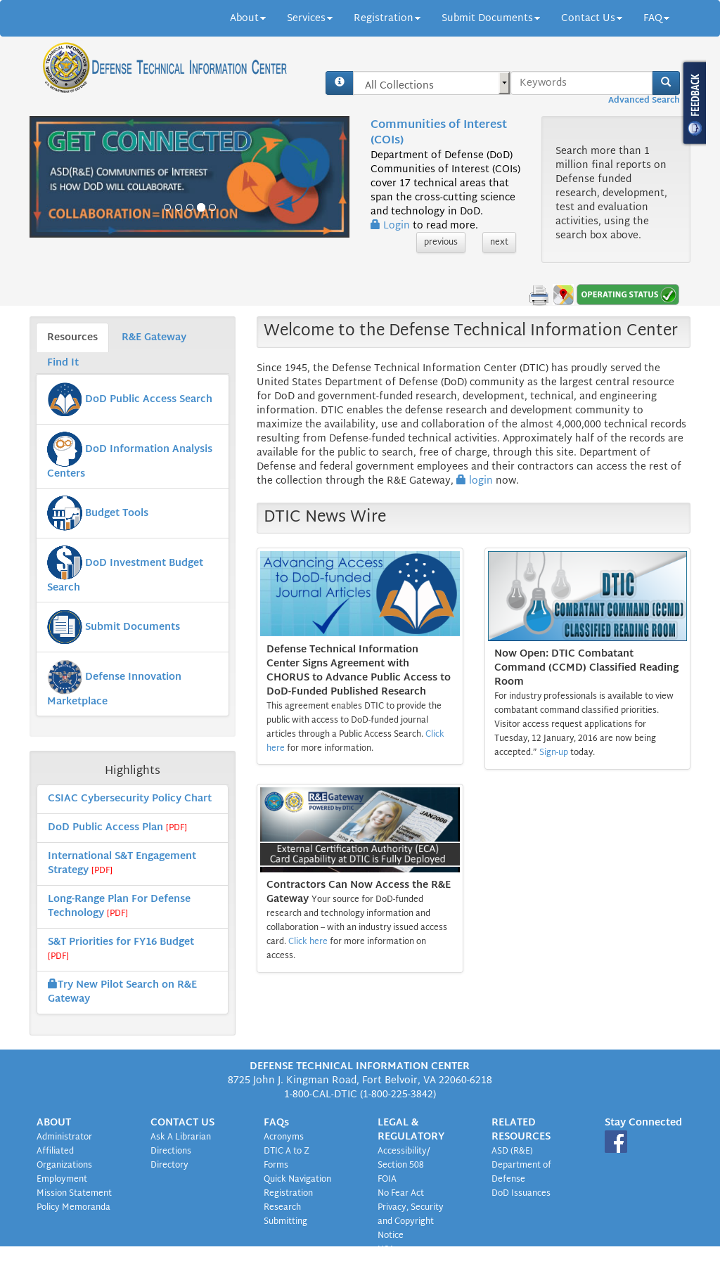 DTIC Competitors, Revenue and Employees - Owler Company Profile