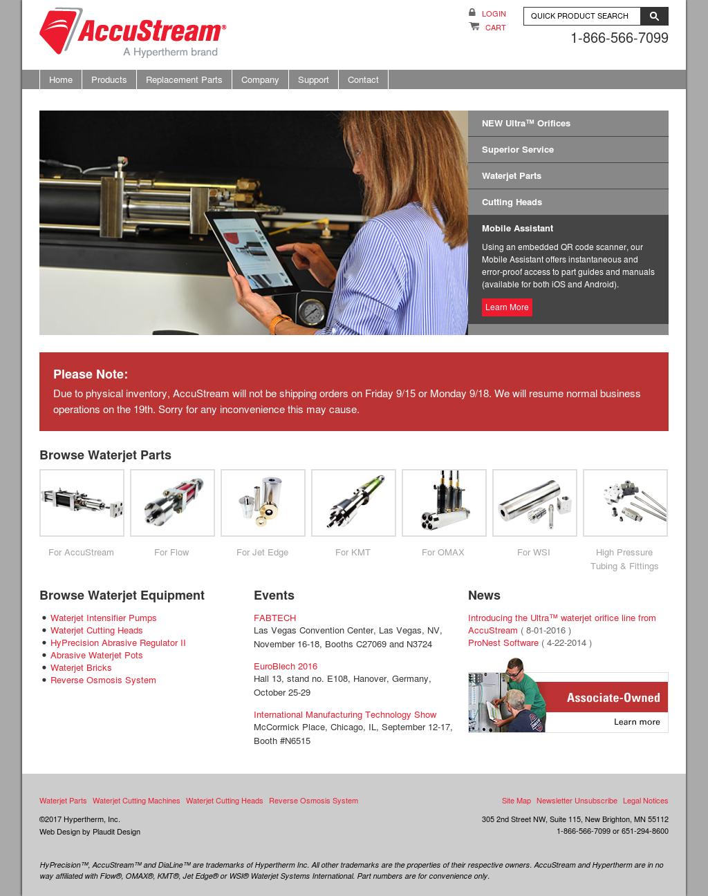 AccuStream Competitors, Revenue and Employees - Owler Company Profile