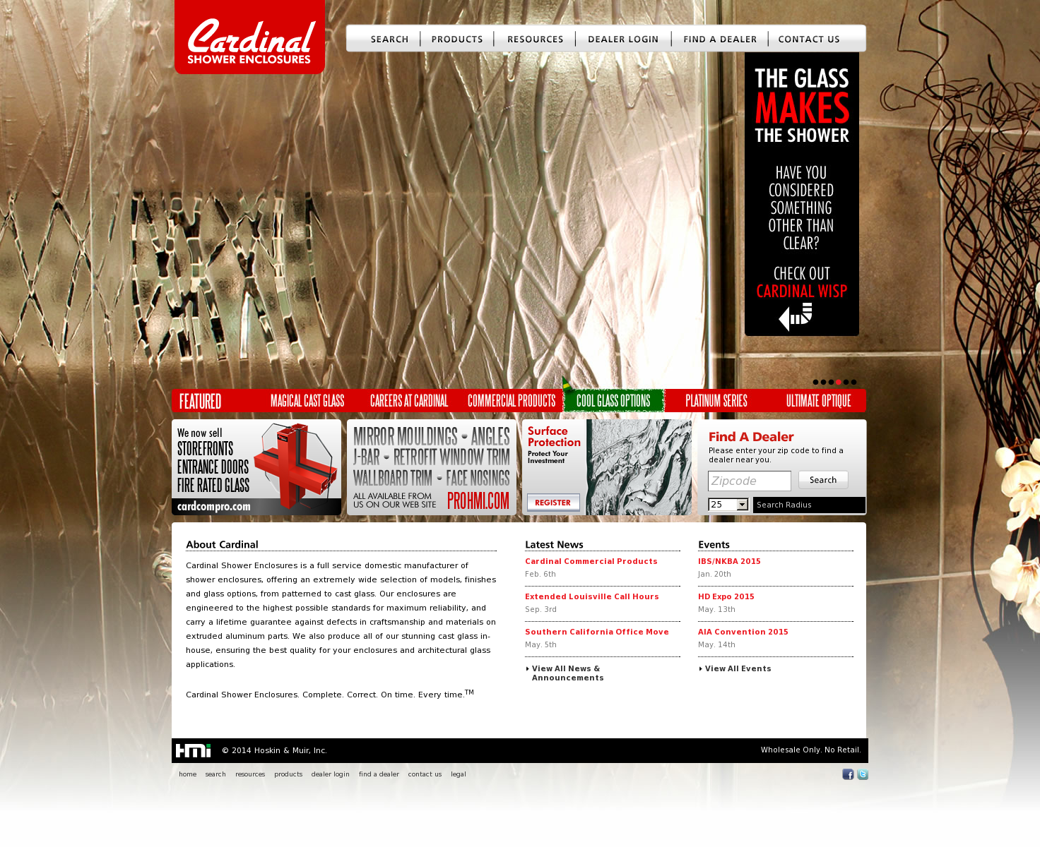 Cardinal Shower Enclosures Competitors Revenue And Employees