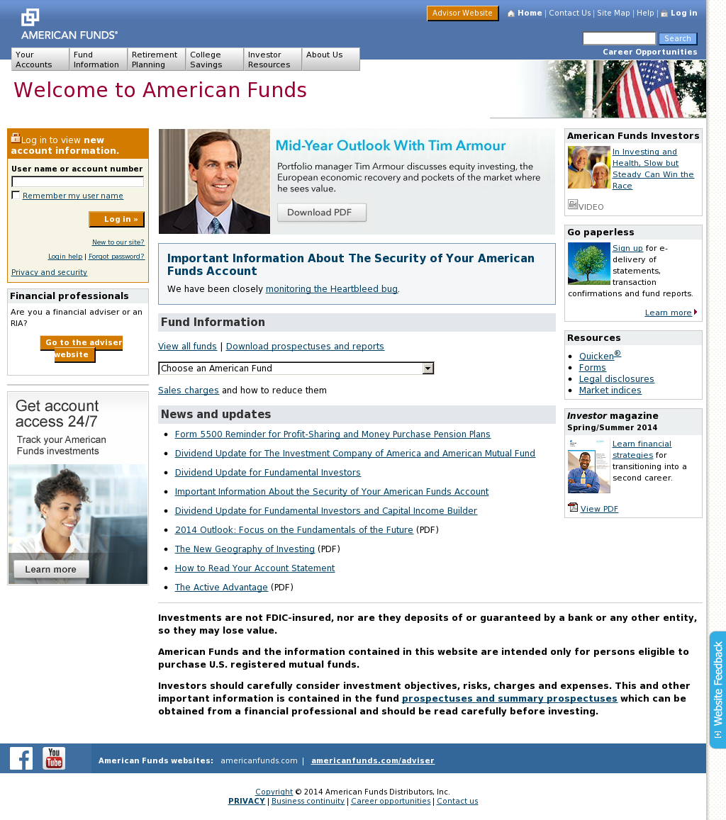 american funds competitors revenue and employees owler company profile
