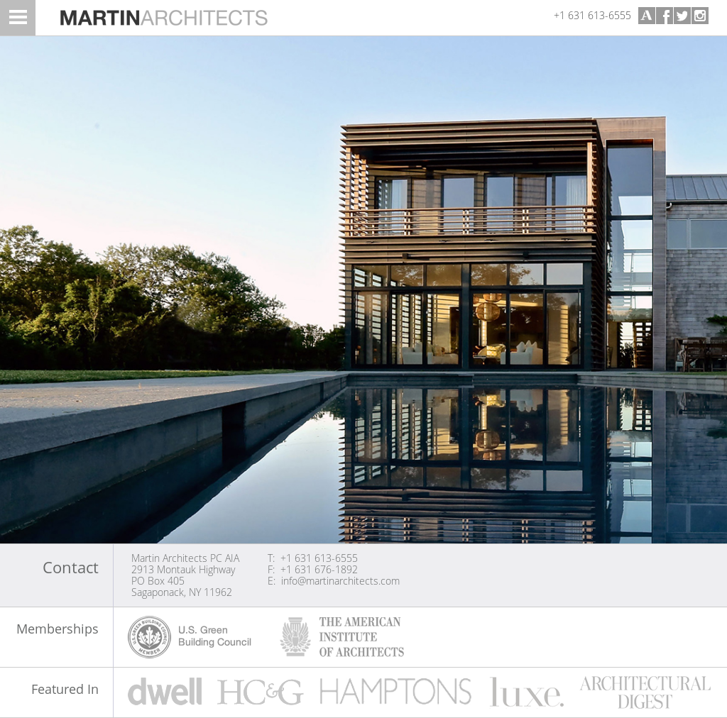 Martin architects competitors revenue and employees for Martin architects