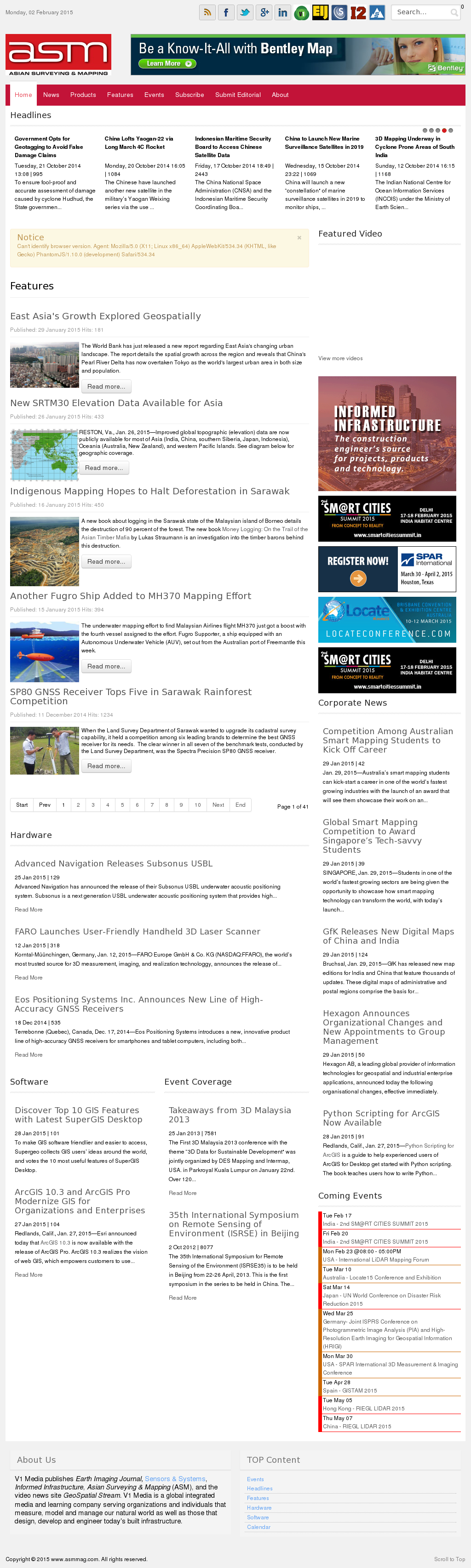 South Pacific Science Press International Competitors, Revenue and