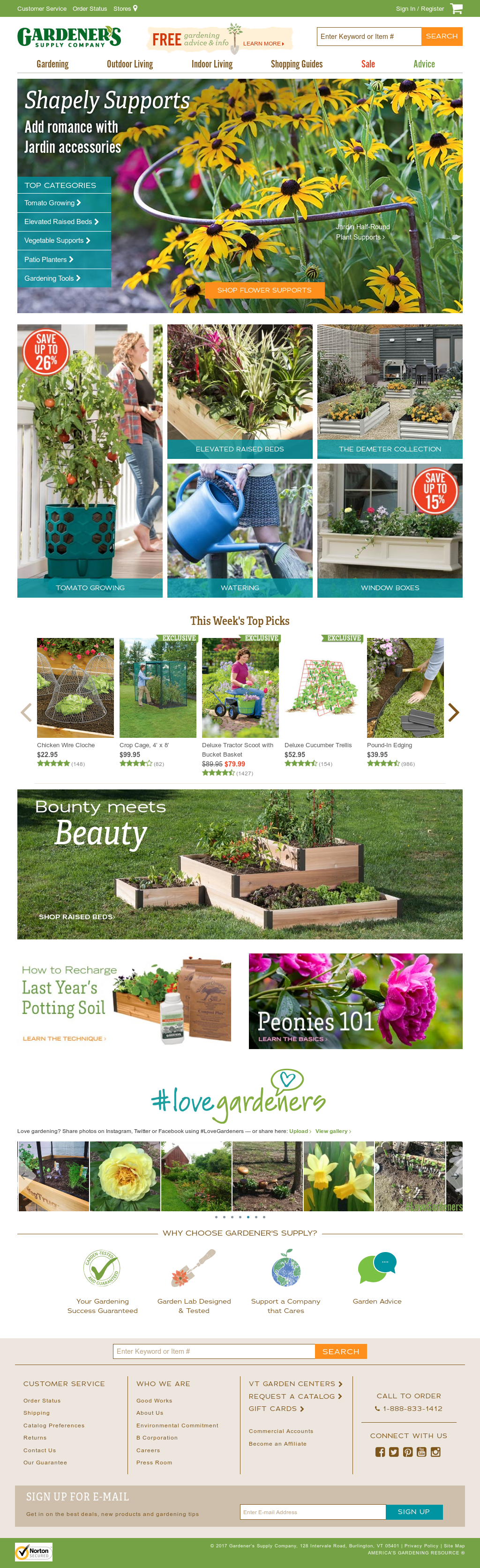 Gardeneru0027s Supply Competitors, Revenue And Employees   Owler Company Profile