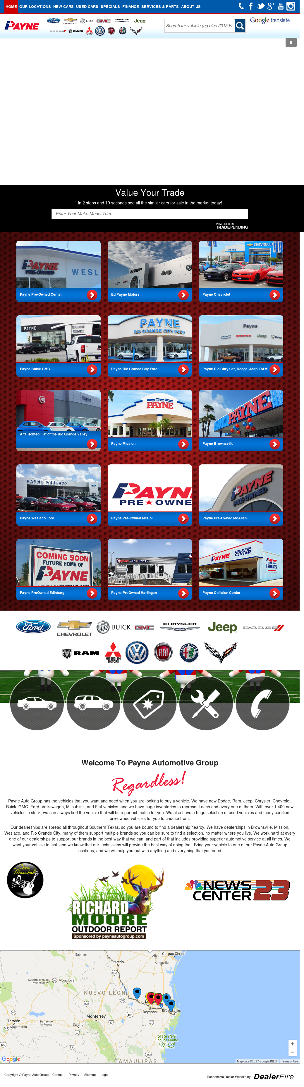 Payne Auto Group >> Payne Auto Group Competitors Revenue And Employees Owler