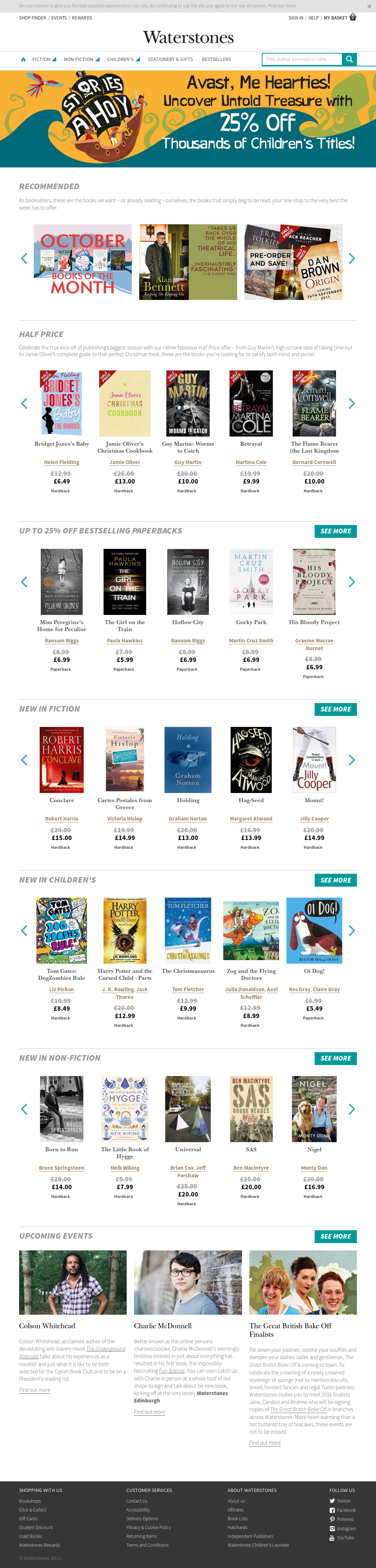 Waterstones Competitors, Revenue and Employees - Owler