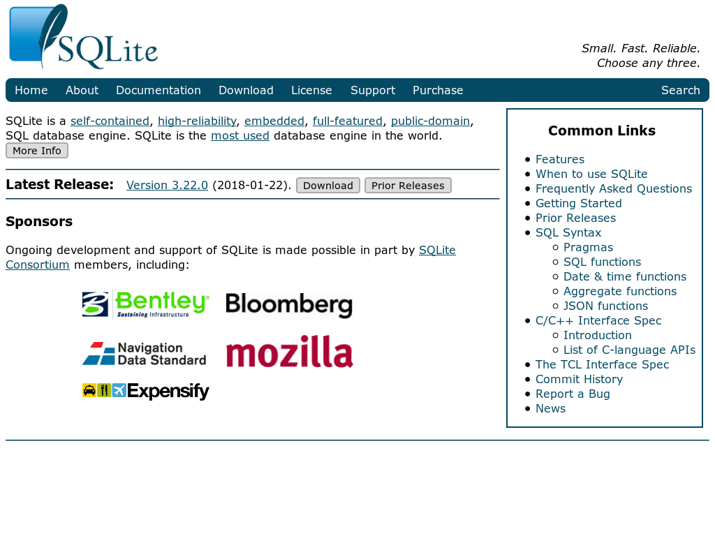 SQLite Competitors, Revenue and Employees - Owler Company