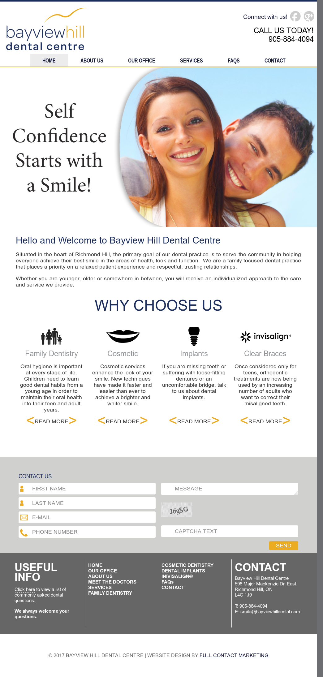 Bayview Hill Dental Centre Competitors, Revenue and