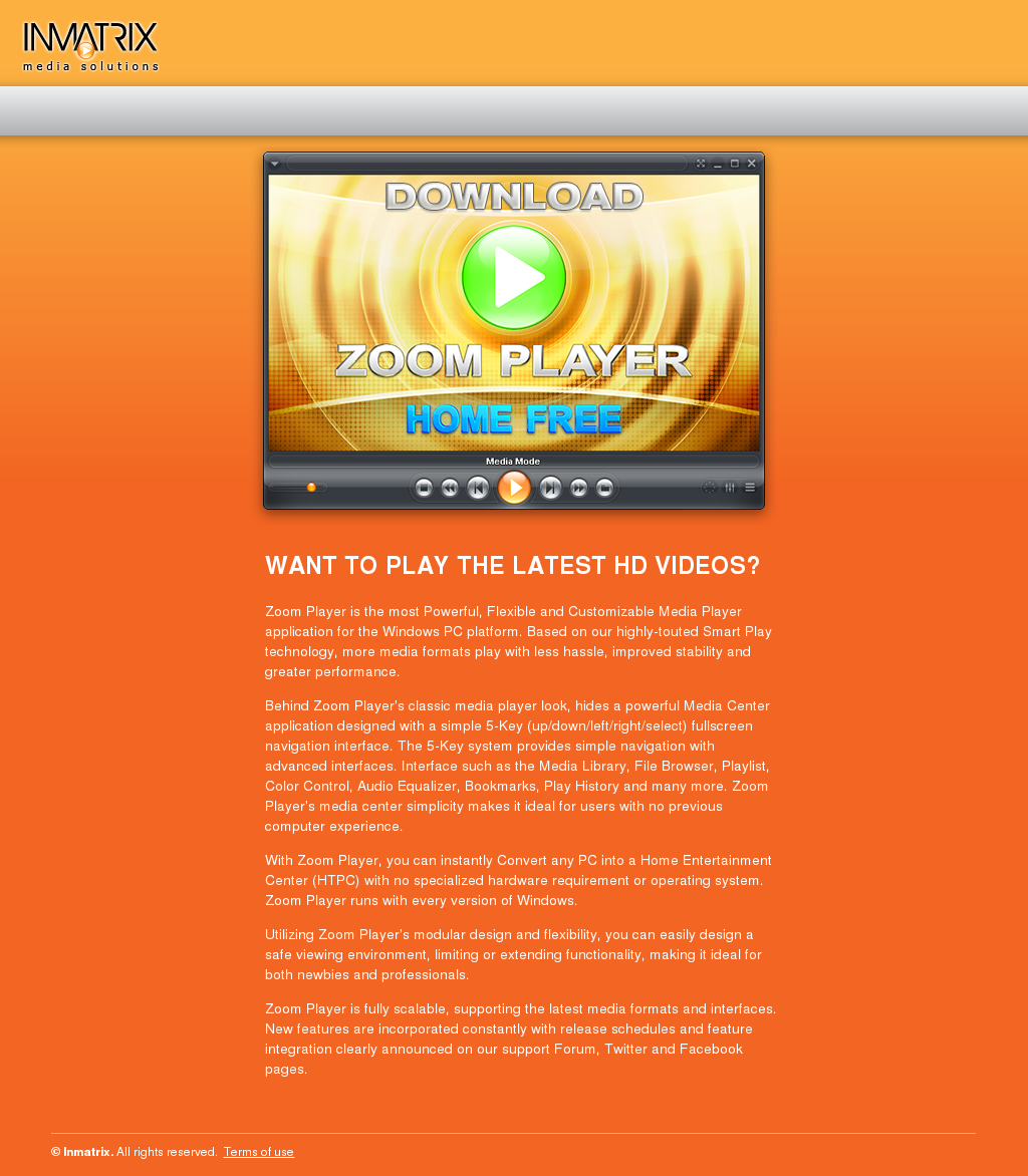 Download zoom player home professional v7. 00 final softarchive.
