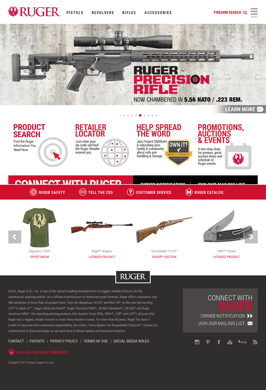 Ruger & Co Competitors, Revenue and Employees - Owler