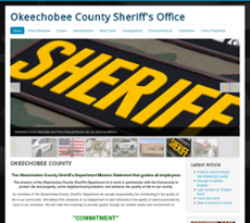 Okeechobee County Sheriff's Office Competitors, Revenue and