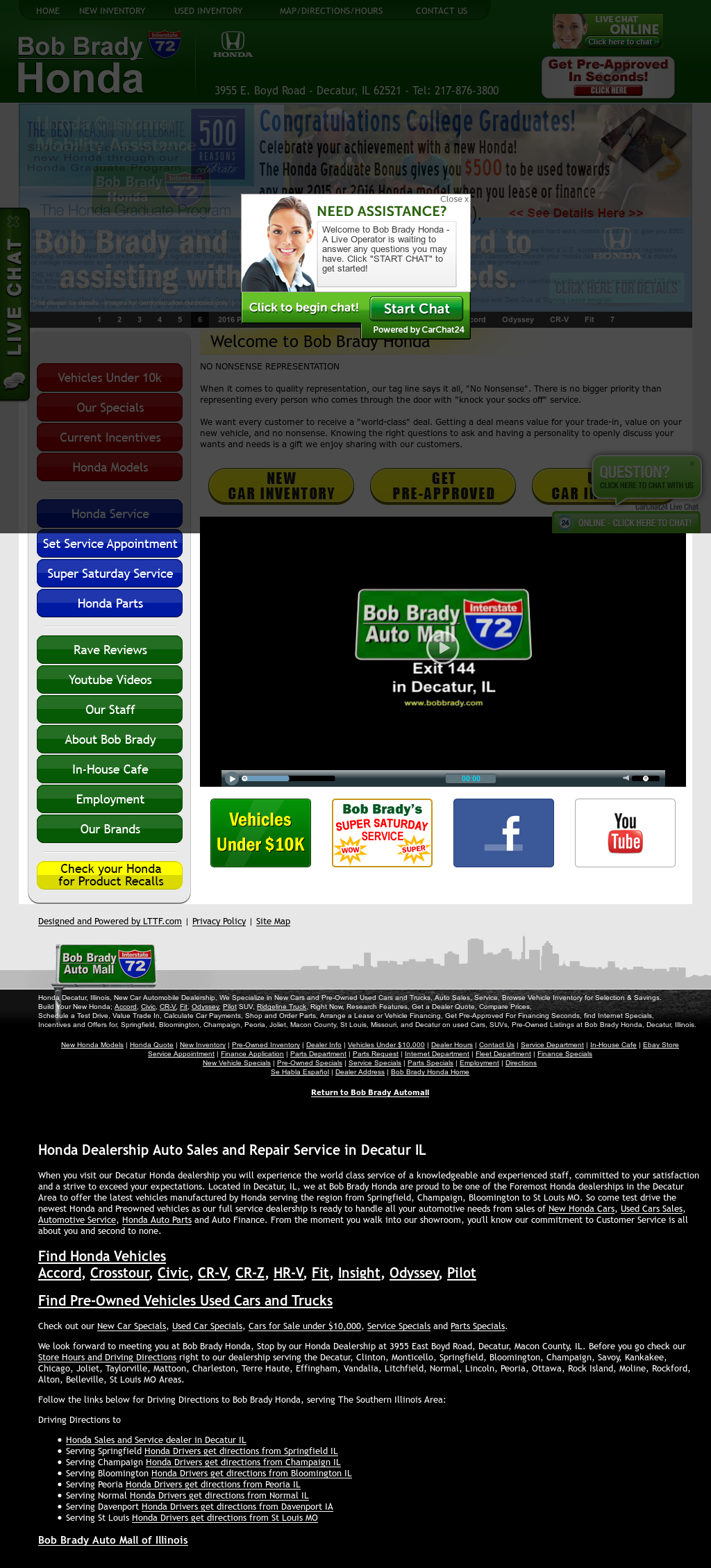 Bob Brady Honda >> Bob Brady Honda Competitors Revenue And Employees Owler Company