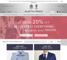Austin Reed Group S Competitors Revenue Number Of Employees Funding Acquisitions News Owler Company Profile