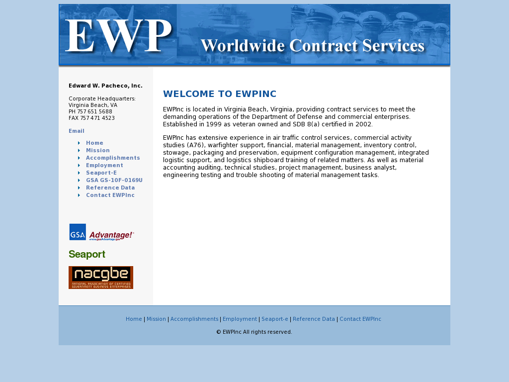 Ewpcorp Competitors, Revenue and Employees - Owler Company