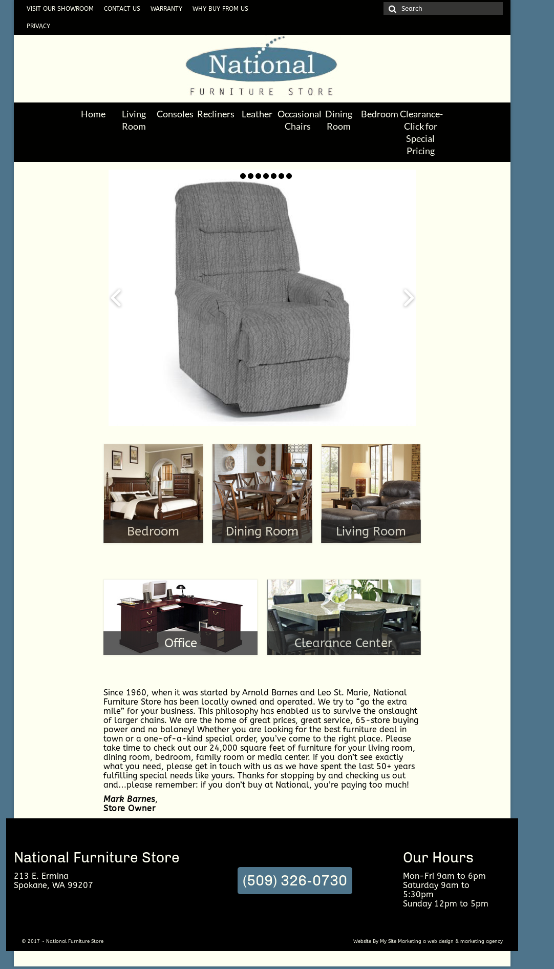National Furniture S Compeors Revenue And Employees Owler Company Profile