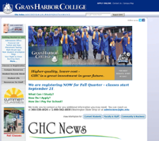 Grays Harbor College Competitors, Revenue and Employees