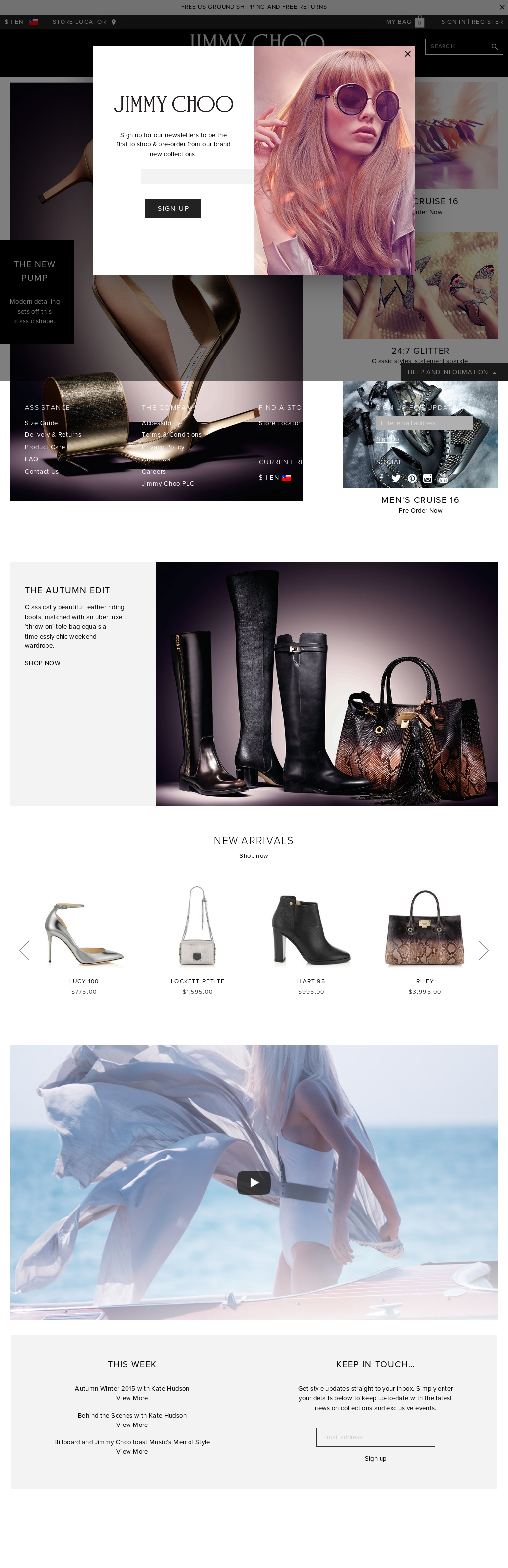 30b82ab843 Jimmy Choo Competitors, Revenue and Employees - Owler Company Profile