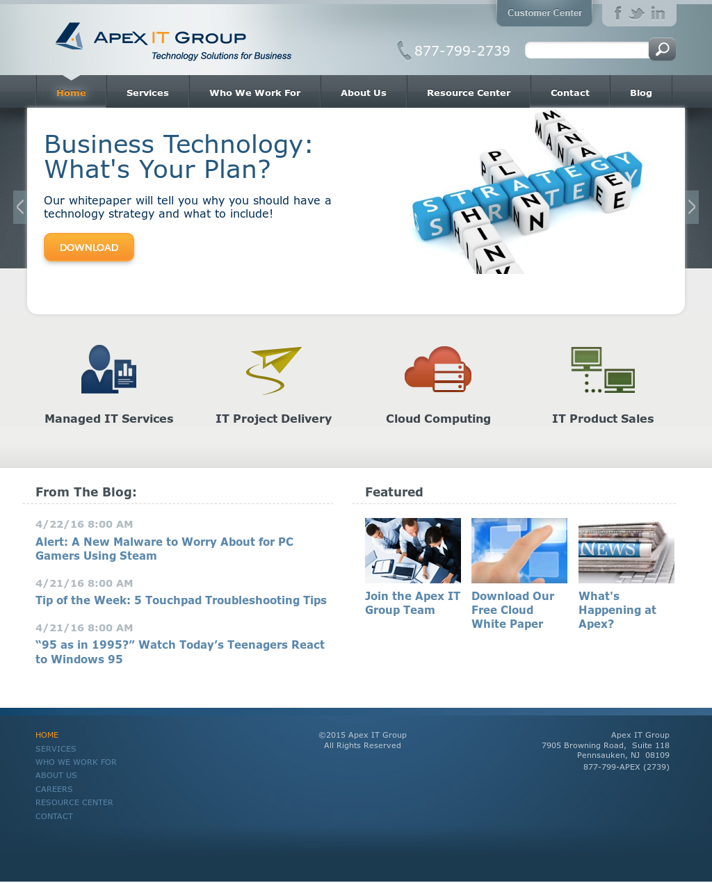 Apex It Group Competitors, Revenue and Employees - Owler