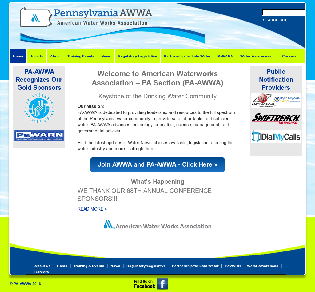 Pa Section American Water Works Association Competitors, Revenue and  Employees - Owler Company Profile
