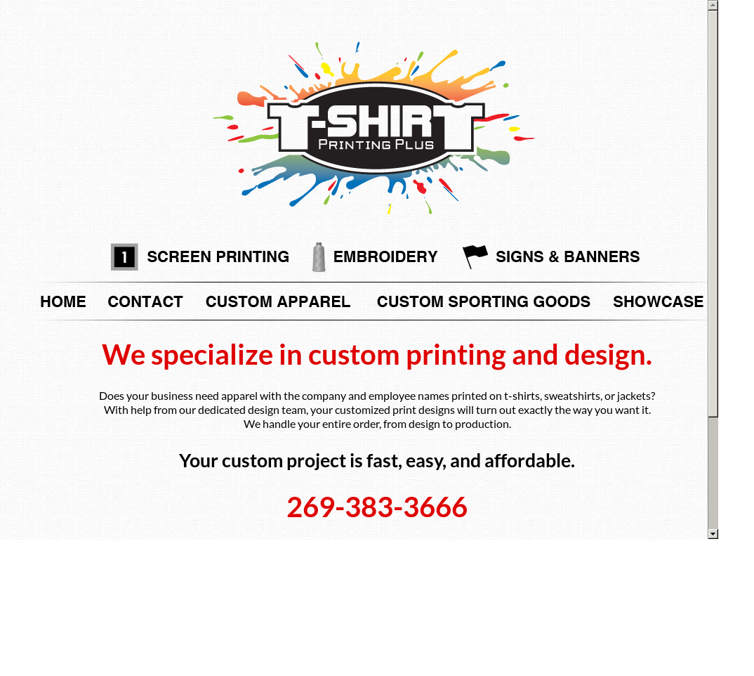T Shirt Printing Plus Competitors Revenue And Employees Owler