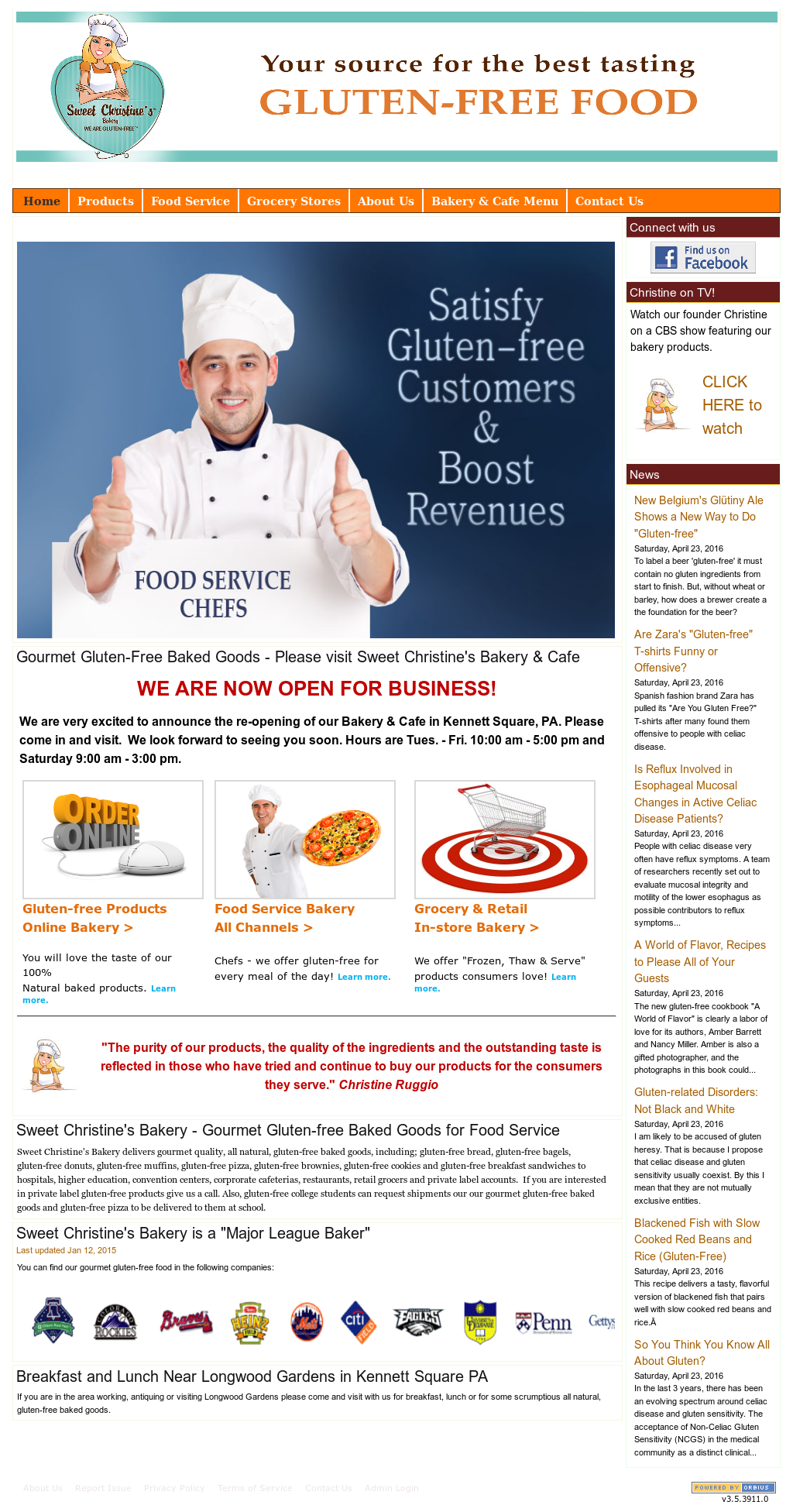 7b34a889b0 Sweet Christines Bakery Competitors, Revenue and Employees - Owler Company  Profile