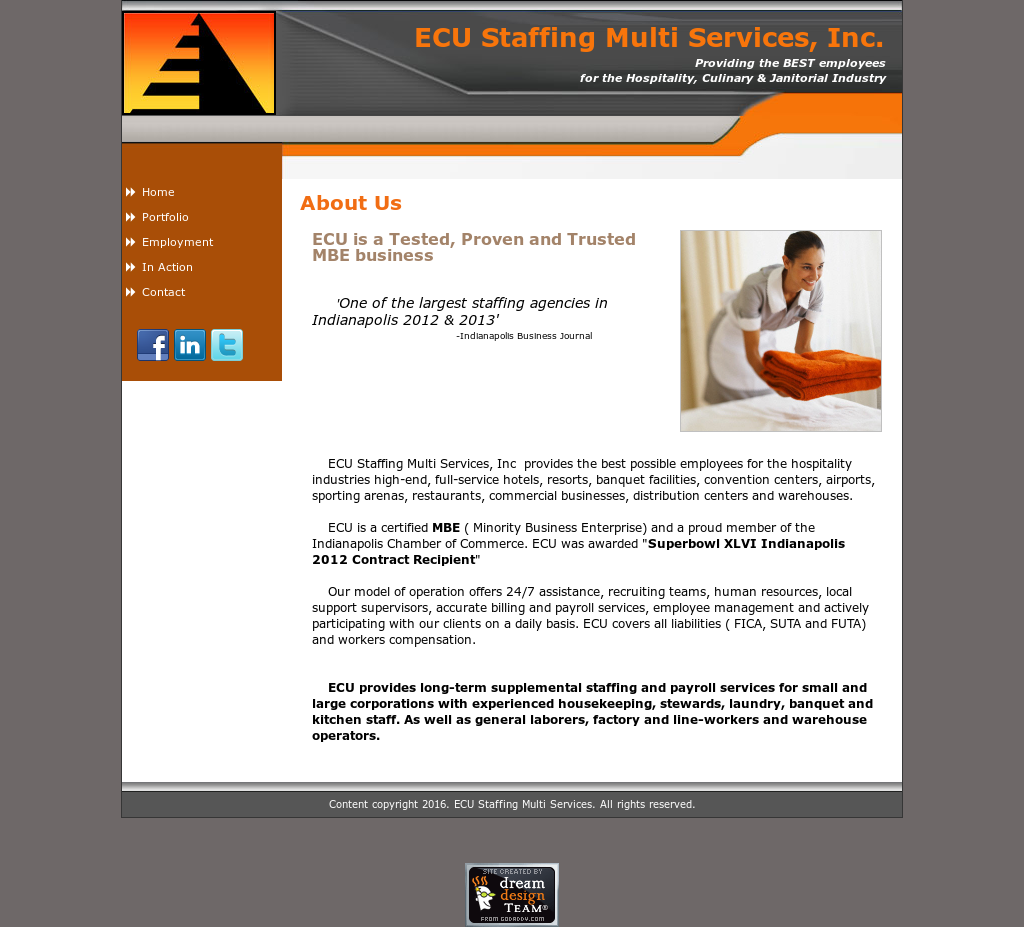 Ecu Staffing Multi Services Competitors, Revenue and Employees ...