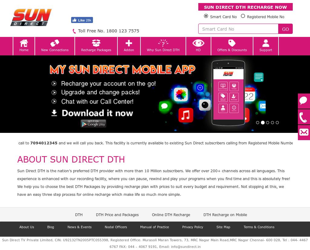 Sun Direct Competitors, Revenue and Employees - Owler Company Profile