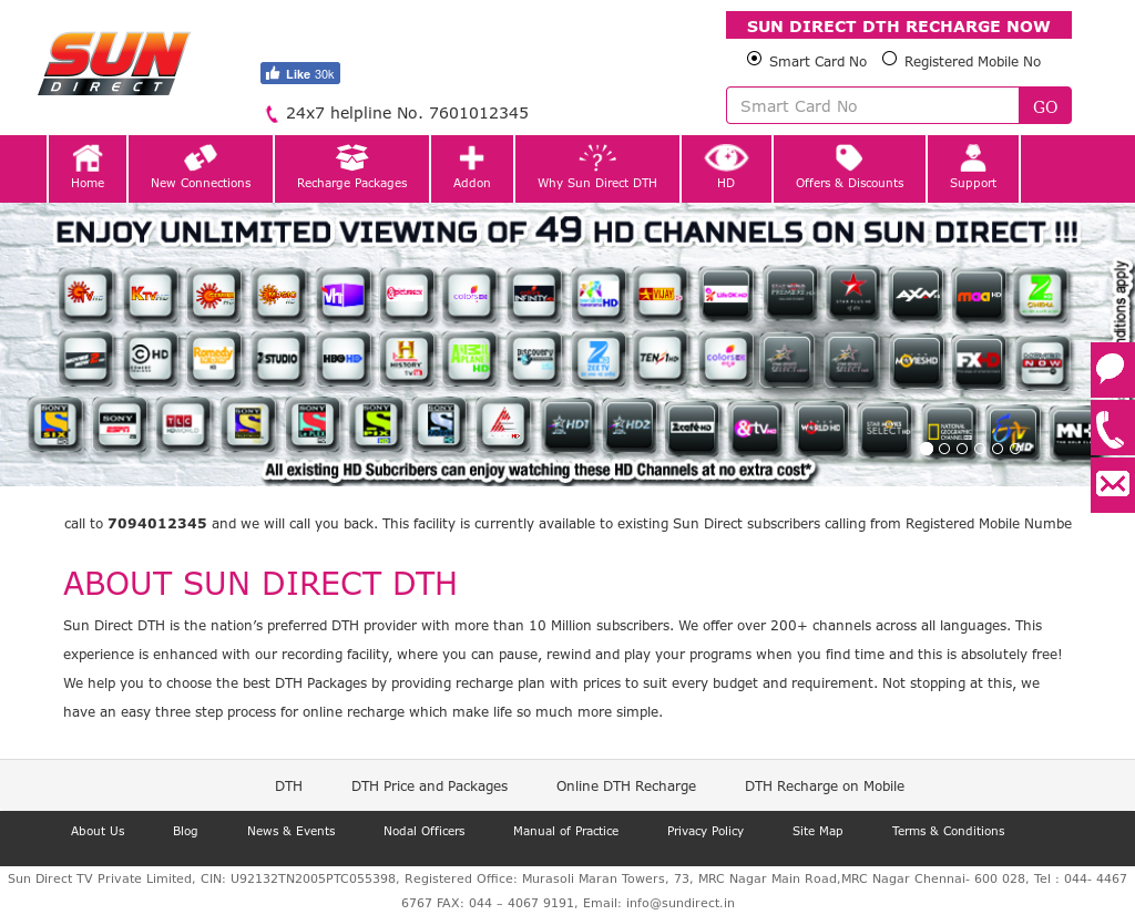 Sun Direct Competitors, Revenue and Employees - Owler