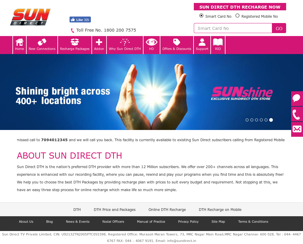 Sun Direct Competitors, Revenue and Employees - Owler Company Profile