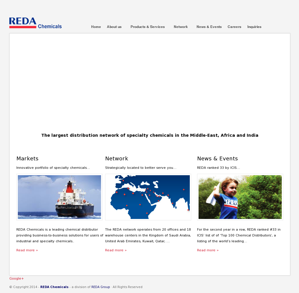 Reda Materials & Equipment - Competitors, Revenue and Employees