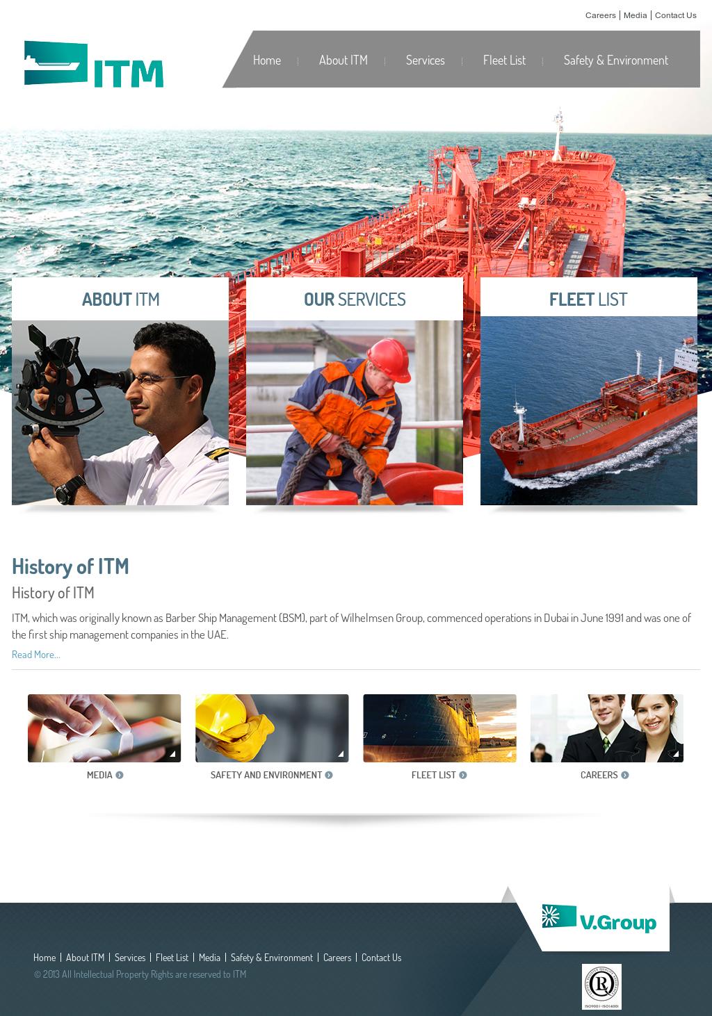International Tanker Manangement Competitors, Revenue and