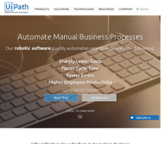 UiPath Competitors, Revenue and Employees - Owler Company