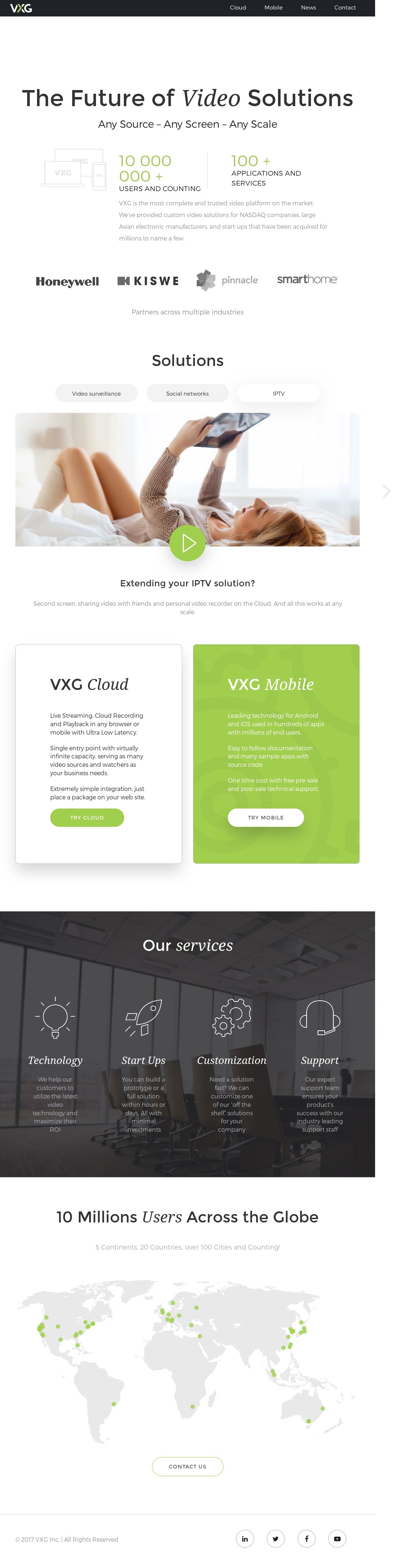 VXG Competitors, Revenue and Employees - Owler Company Profile