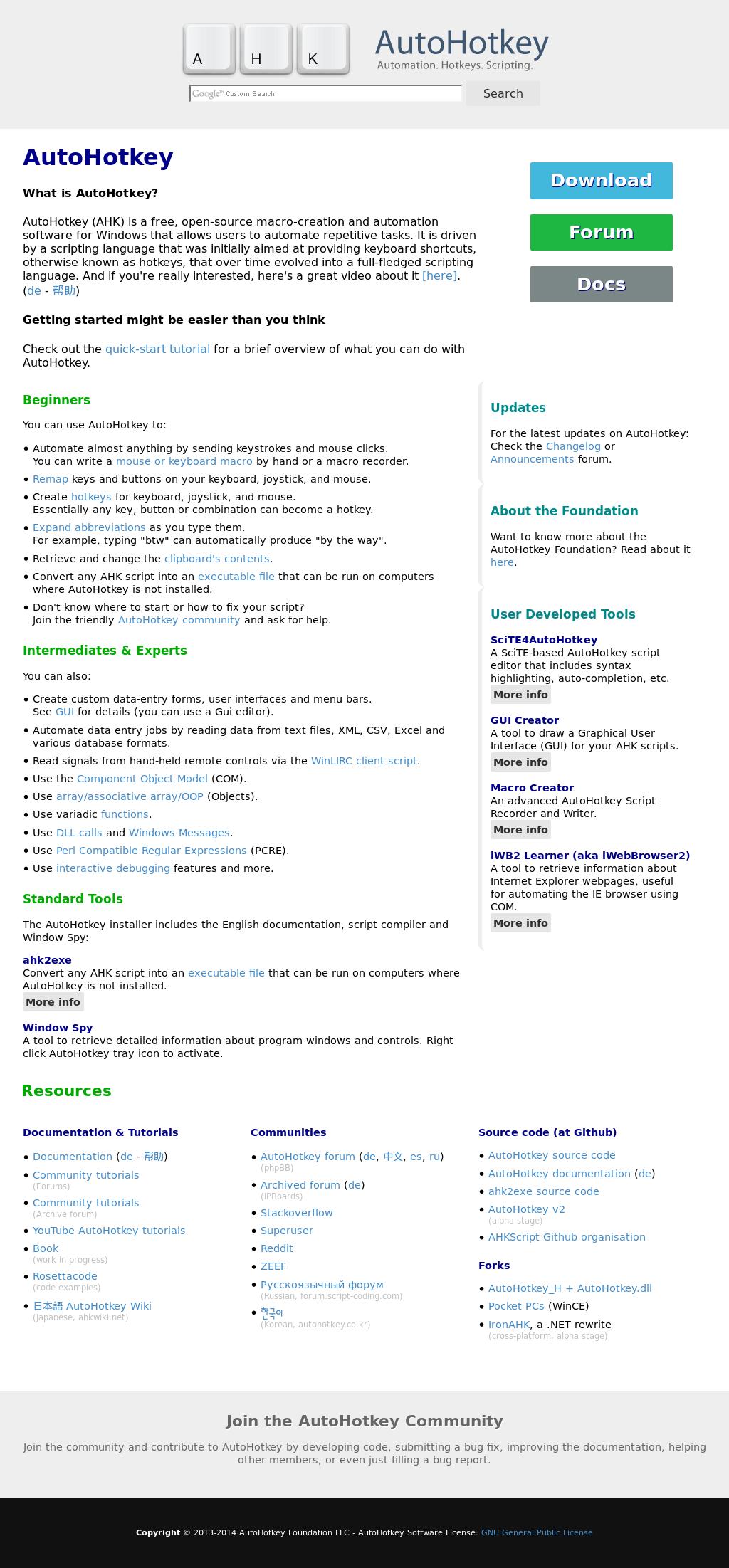 Autohotkey Competitors, Revenue and Employees - Owler