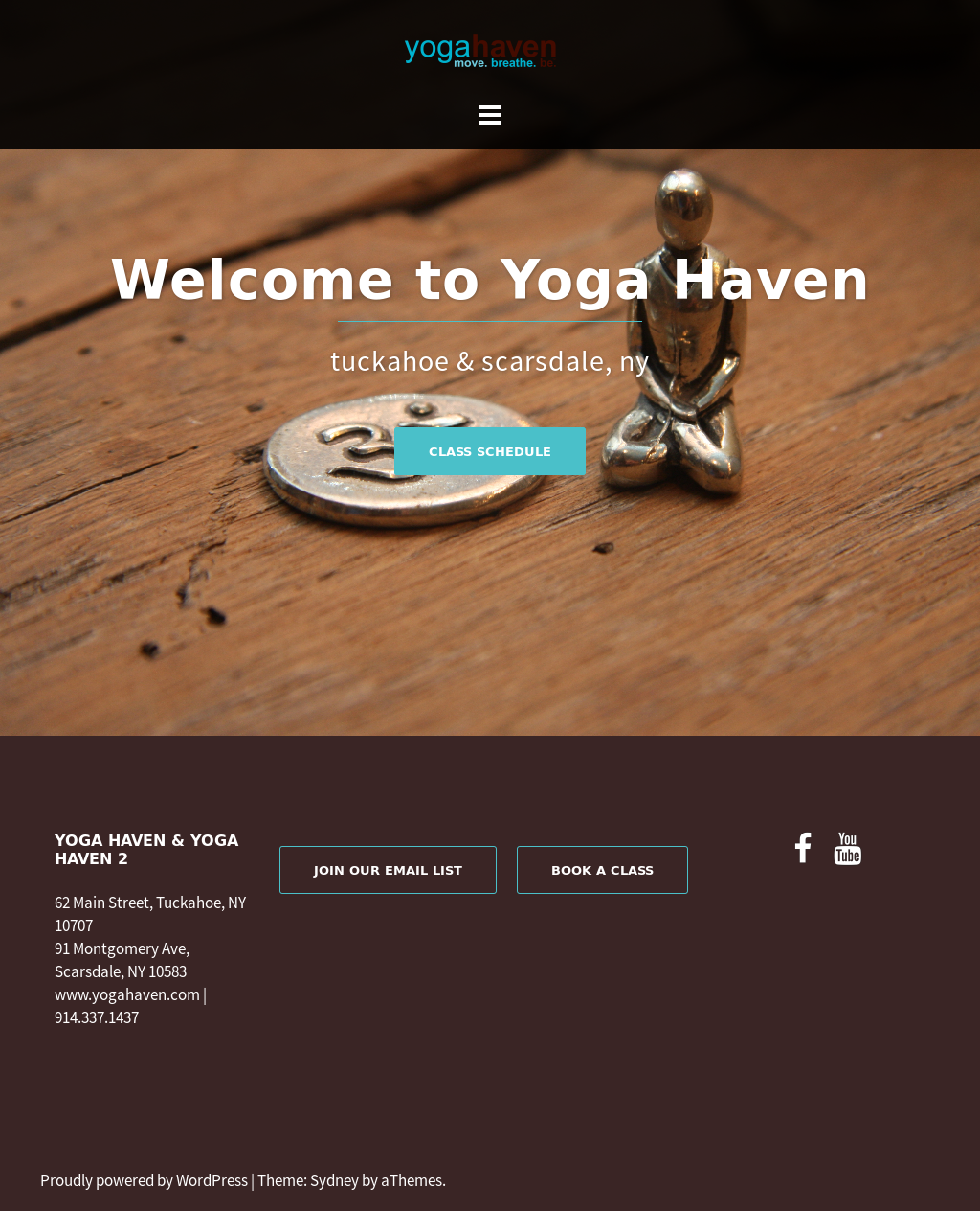 Yogahaven Competitors Revenue And Employees Owler Company Profile