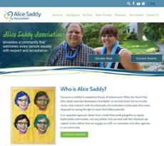 alice saddy employment